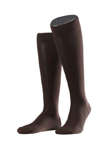 Falke Family Men's Knee High Socks brown