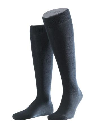 Falke Family Men's Knee High Socks dark navy