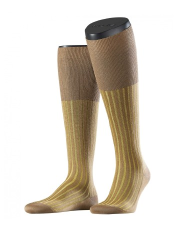 Falke Shadow Men's Knee High Socks camel gold