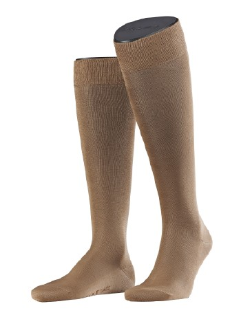 Falke Tiago Men's Knee High Socks camel gold