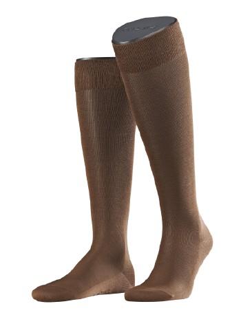 Falke Tiago Men's Knee High Socks chocolate