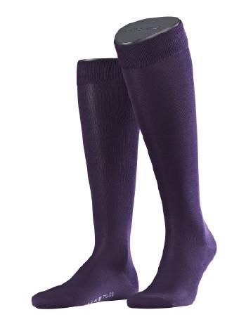 Falke Tiago Men's Knee High Socks blueberry