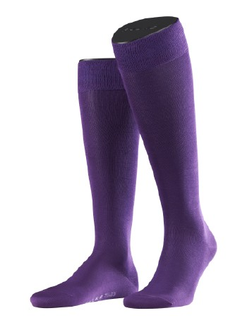 Falke Tiago Men's Knee High Socks petunia