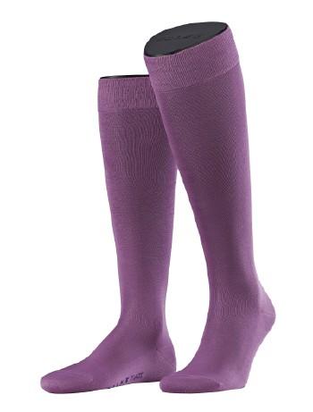 Falke Tiago Men's Knee High Socks lilac