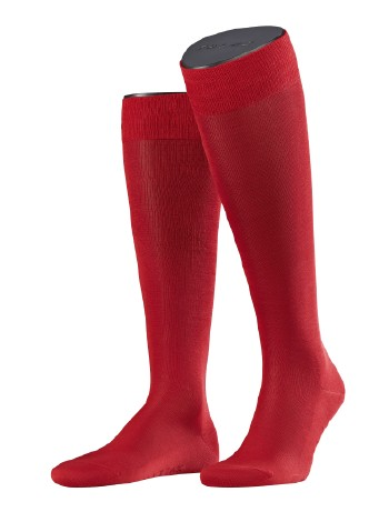 Falke Tiago Men's Knee High Socks scarlet