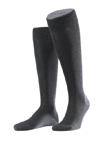 Falke Tiago Men's Knee High Socks anthracite melange