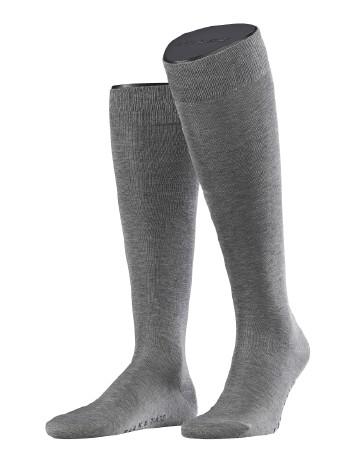 Falke Tiago Men's Knee High Socks light grey