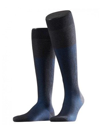 Falke Fine Shadow Men's Knee High Socks rock-limelight