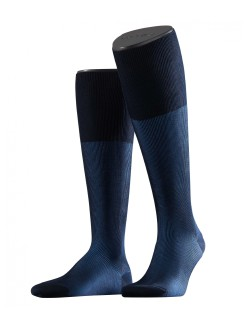 Falke Fine Shadow Men's Knee High Socks