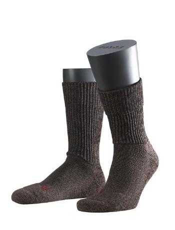 Falke Walkie Ergo Socks dark brown
