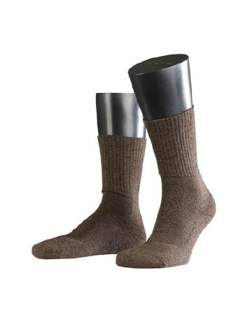Falke Walkie Light Socks dark brown