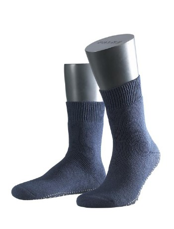 Falke Non-Slip House Socks for Men navy