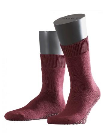 Falke Non-Slip House Socks for Men barolo
