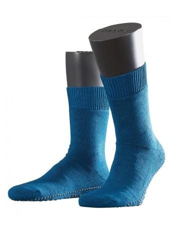 Falke Non-Slip House Socks for Men teal