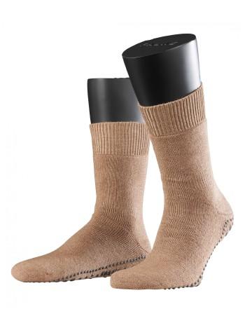 Falke Non-Slip House Socks for Men nature melange