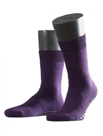 Falke Non-Slip House Socks for Men blueberry
