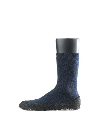 Falke Cosyshoe House Socks for Men dark blue melange