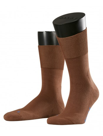 Falke Run Socks chestnut