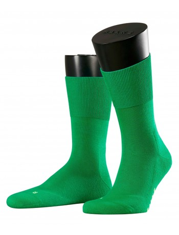 Falke Run Socks emerald green