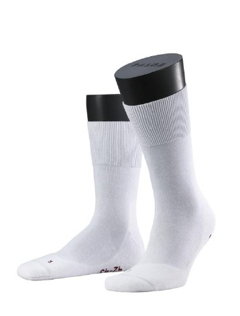 Falke Run Socks white 2000