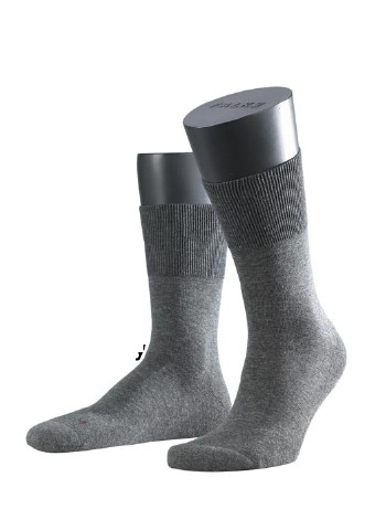 Falke Run Socks dark grey