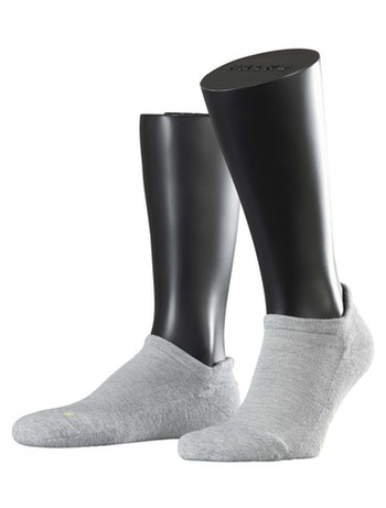 Falke Cool Kick Sneaker Socks light grey mel.