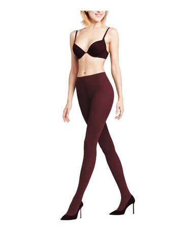 Falke Pure Matt 50 Tights barolo
