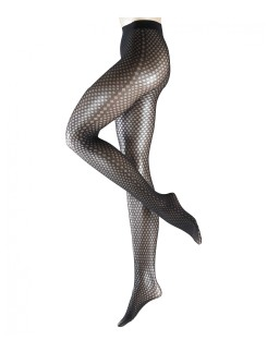 Falke Grate Structure Tights