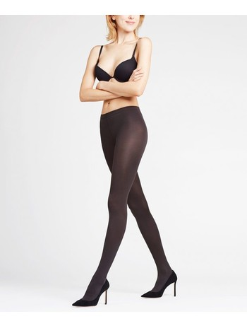 Falke Seidenglatt 70 Tights anthrazit