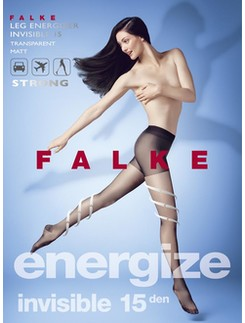 Falke Leg Energizer Invisible 15 Support tights