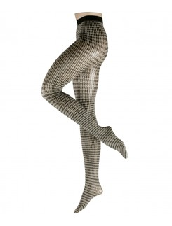 Falke Fashion Pied de Poule tights