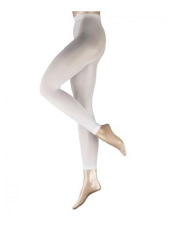 Falke Pure Matt 50 Leggings white