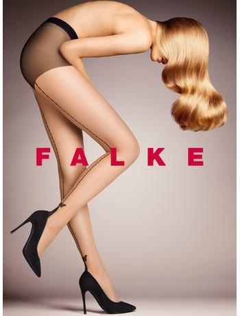 Falke Rope Twist seam tights