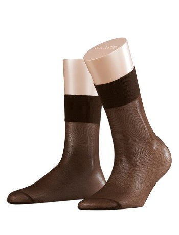 Falke Seidenglatt 15 Nylon Socks brenda
