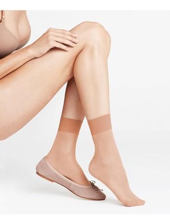 Falke Seidenglatt 15 Nylon Socks sun