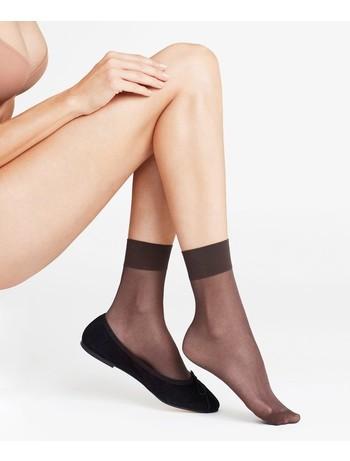Falke Seidenglatt 15 Nylon Socks anthrazit