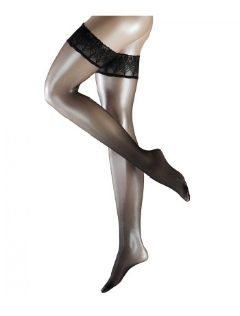 Falke Lunelle 8 Stockings black