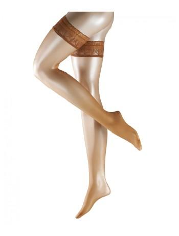 Falke Lunelle 8 Stockings sun