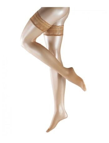 Falke Lunelle 8 Stockings golden