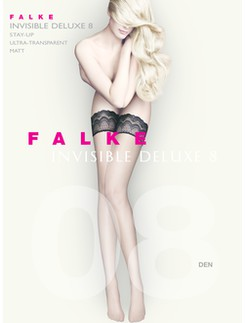 Falke Invisible Deluxe Lace Stay- Ups