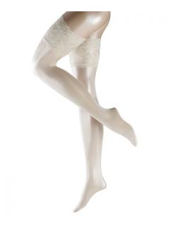 Falke Seidenglatt Lace Stay-Ups