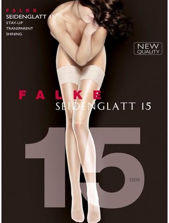 Falke Seidenglatt 15 hold-ups
