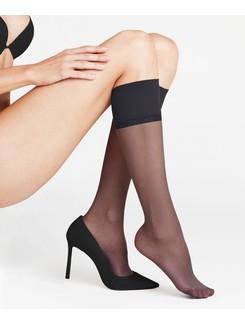 Falke Seidenglatt 15 Knee-Highs for Women
