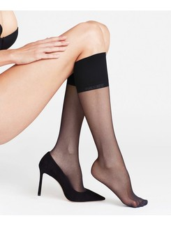 Falke Pure Matt 20 Knee-Highs