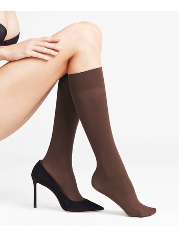 Falke Pure Matt 50 Ladies Knee-Highs brenda