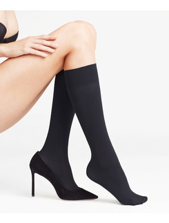 Falke Pure Matt 50 Ladies Knee-Highs