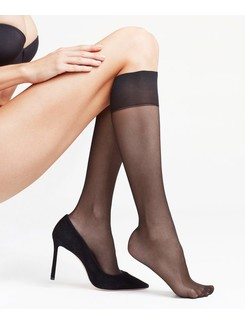 Falke Pure Shine 15 Knee-highs