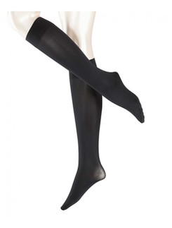 Falke Pure Shine 40 Ladies Knee-highs