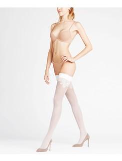 Falke Ceremonial 15 den Hold-Up Stockings Woman