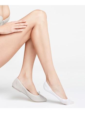 Falke Elegant Step Footies white